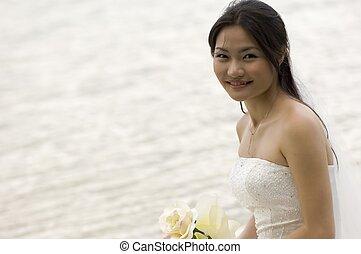 花嫁, 2, アジア人