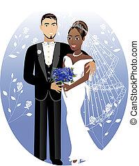 花嫁, 2, 花婿