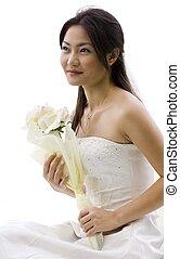 花嫁, 3, アジア人