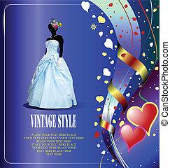 花嫁, imag, 結婚式の招待