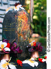 花弁, 崇拝, ヒンズー教信徒