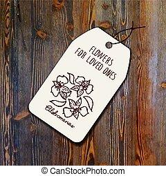 花束, タグ, alstroemerias, テンプレート