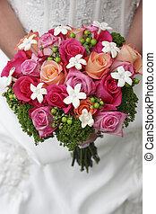 花束, 以及, 新娘