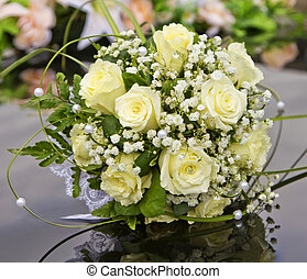 花束, 婚禮
