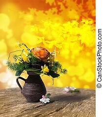 花束, 復活節