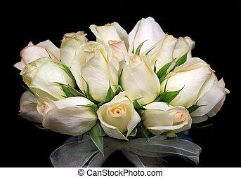 花束, 新娘