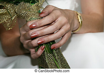 花束, 新娘, 藏品