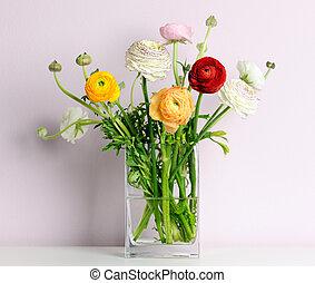 花束, 春