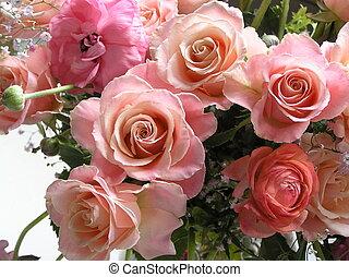 花束, 浪漫