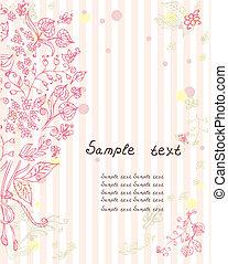 花束, 花, デザイン, ロマンチック