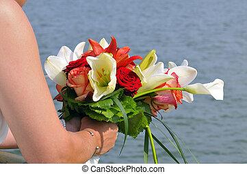花束, bridal