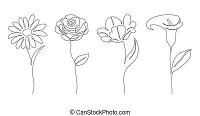 花, セット