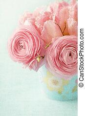 花, ピンク
