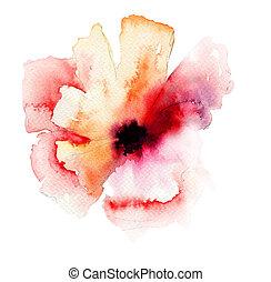 花, ピンク, 美しい