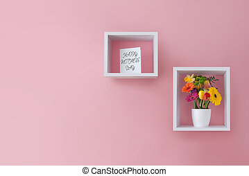 花, 日, 母, 贈り物