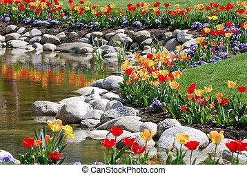 花, 景觀美化