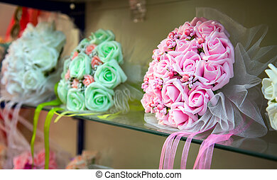花, 結婚式