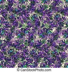 花, 色, 壁紙, イラスト, 花弁, ベクトル, 背景