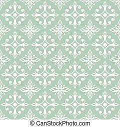 花, 装飾用, seamless, パターン