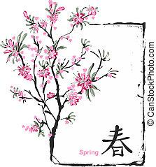 花, sakura
