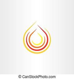 芸術, クリップ, 火, シンボル, ベクトル, 炎, ロゴ, アイコン