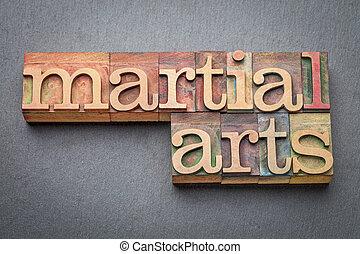 芸術, 単語, 抽象的, 戦争である, 木, タイプ