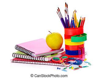 芸術, 学校, 供給