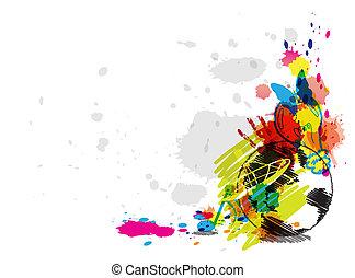 芸術, 抽象的なデザイン