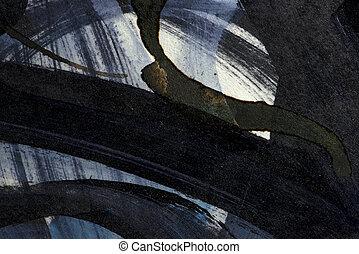 芸術, 抽象的, 手ざわり, 水彩画, 背景, グランジ, 背景