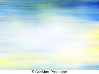 芸術, background:, 海洋, 型, 抽象的, patterns., /, デザイン, 黄色, 青, ペーパー, textured, グランジ, 白, ボーダー, フレーム, 手ざわり