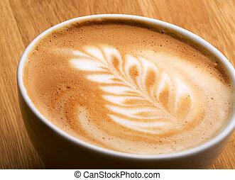 芸術, latte