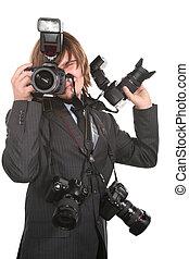 若者, ∥で∥, 4, cameras