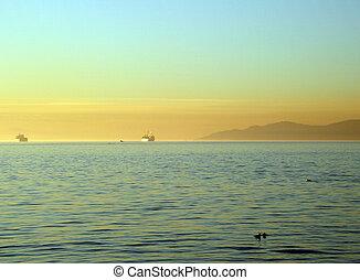 英國海灣, 在, 溫哥華