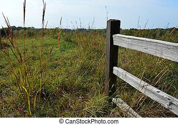 草原, 風景