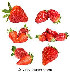 草莓, 集合