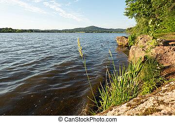 荒野, 湖