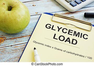 荷を積みなさい, glycemic, apple., 方式, gl