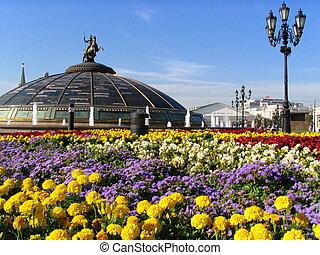 莫斯科, 公園