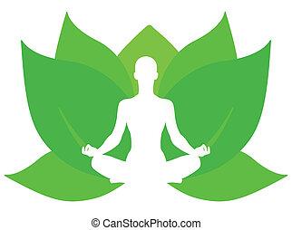 莲, 瑜伽