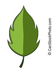 葉, アイコン