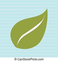葉, 植物, 自然, シート