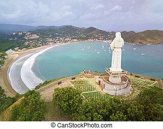 著名, 旅行, 地方, 在, 尼加拉瓜