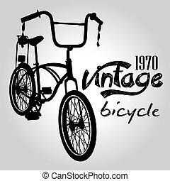 葡萄收获期, 自行车