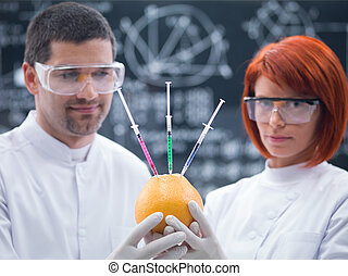 葡萄柚, 研究, 實驗性