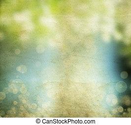 葡萄酒, 鮮艷, 相片, 摘要, -, 背景, 春天