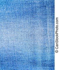 蓝的jean, 背景