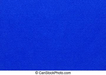 蓝色, 感到