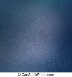 蓝色, 摘要, 开裂, 背景