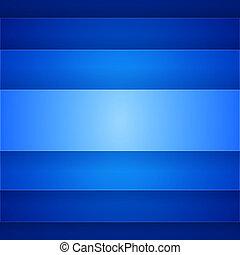 蓝色, 摘要, 形状, 矢量, 背景, 长方形