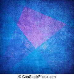 蓝色, 摘要, 背景, 结构